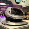 Adventure Shuttle Venturer S2 Flugsimulator Bobfahrt im Eiskanal
