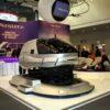 Adventure Shuttle Venturer S2 Flugsimulator Weltraumabenteuer Motorschlittenfahrt in Colorado