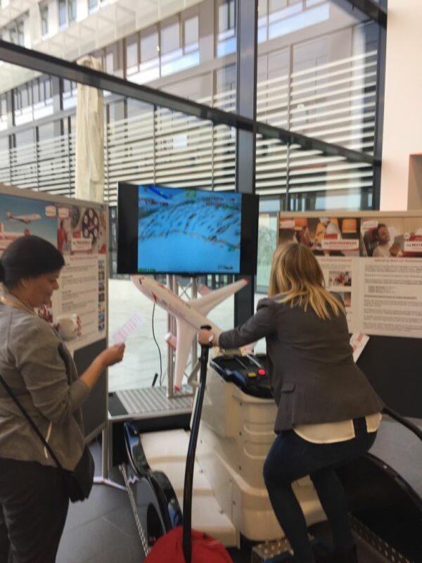 Alpinskisimulator Vermietung Ski Simulator