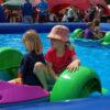 Aquapaddler Kindertretboote mieten
