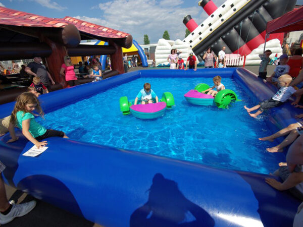 Aquapaddler Power Paddler Boote mieten