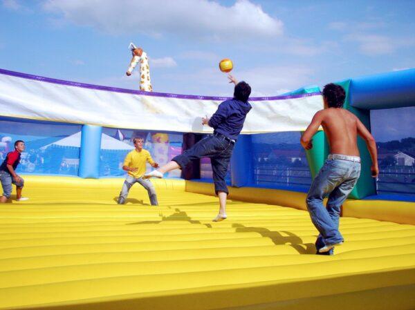 Beach Volleyball Arena mieten Beachparty
