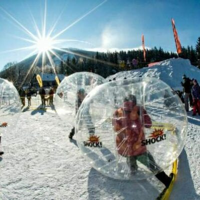 Bubble Soccer Bumper Balls Vermietung