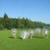 Bubble Soccer Fussball Bubble Bumper Balls mieten