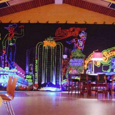 Dekovorhang Casino - Las Vegas mieten