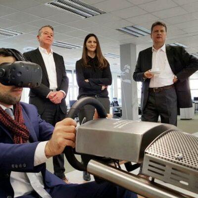 Digital + Virtual Reality