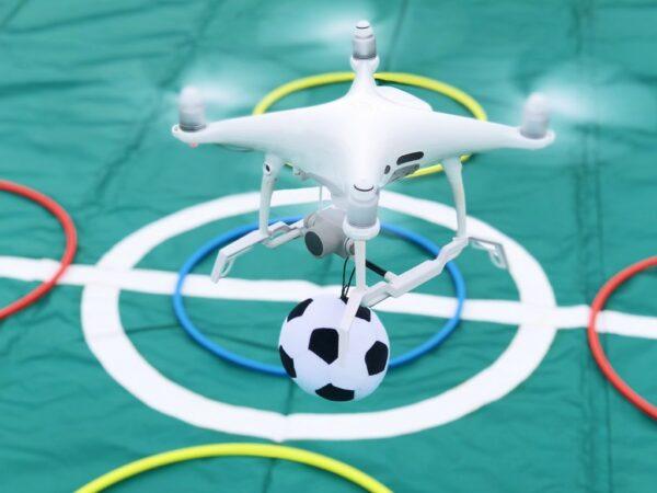 Drohnen Dart mieten exklusiv bei KTL
