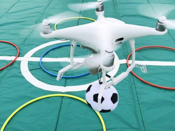 Drohnen Dart mieten mit Brandingoption für Firmen