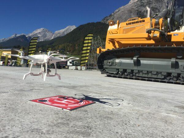 Drohnen Parcours FPV mieten Drohnenvermietung absolute Sicherheit durch Hinderniserkennung