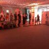 Drohnenkäfig XXL mit Mini Fun Drohnen mieten Mitarbeiterveranstaltung indoor