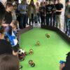 Drone Soccer mieten Drohnenfußball