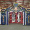 Eingangsanlage Tivoli Torbogen mieten