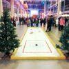 Eisstockbahn mieten Eisstockschiessen Weihnachtsfeier