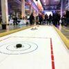 Eisstockbahn mieten Eisstockschiessen Weihnachtsmarkt