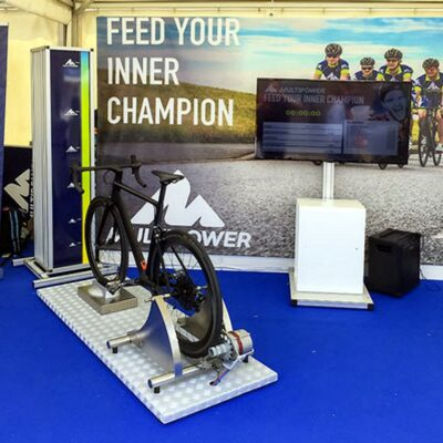 Energy Bike Physik - Energie selber erzeugen Strom