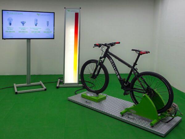 Energy Bike Physik - Energiefahrrad