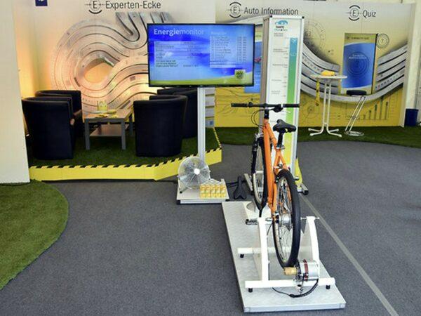 Energy Bike Physik - Energiefahrrad mieten
