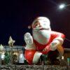Eye Catcher Nikolaus aufblasbar AirDisplay Christmas