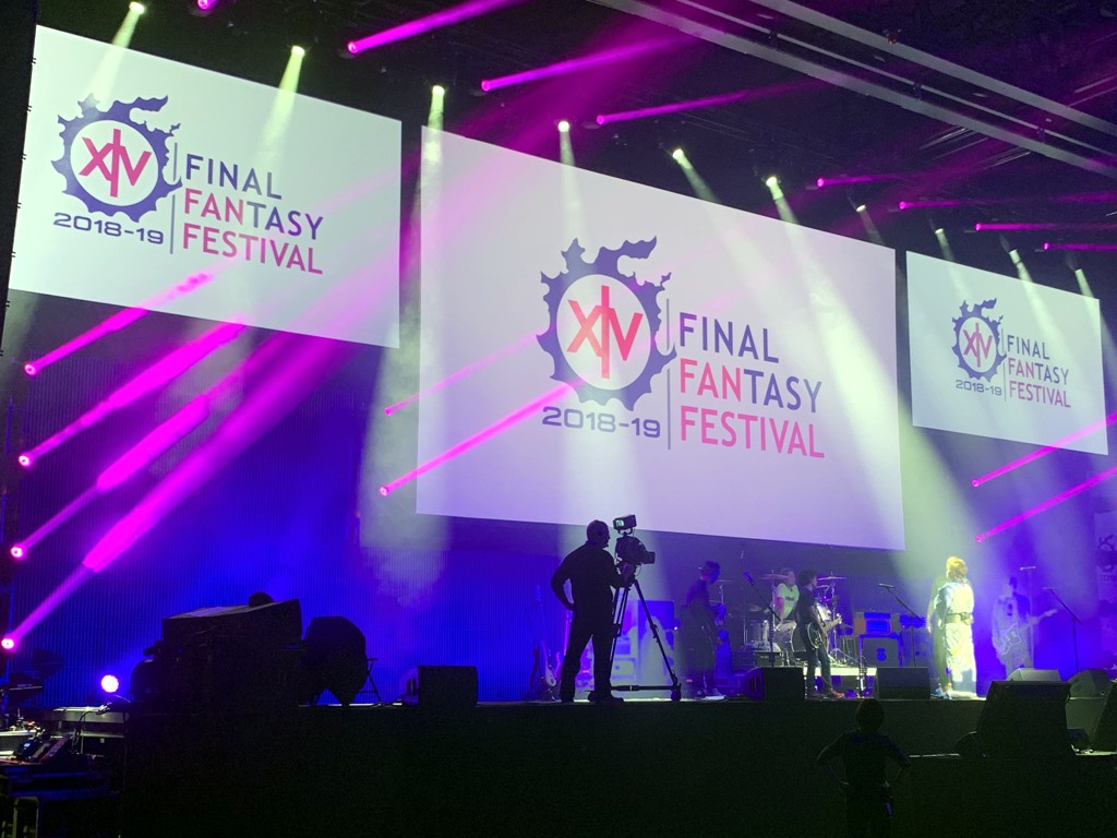 FINAL FANTASY Fan Festival XIV 2019 Paris Eventmodule