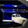 Flugsimulator Cessna inmotion Pilotensimulator