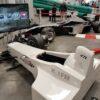 Formel 1 Challenge Simulator kompakt Messestand