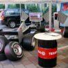 Formel 1 Motorsport Eventdekoration