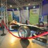 Formel 1 Simulator schwarz silber mieten