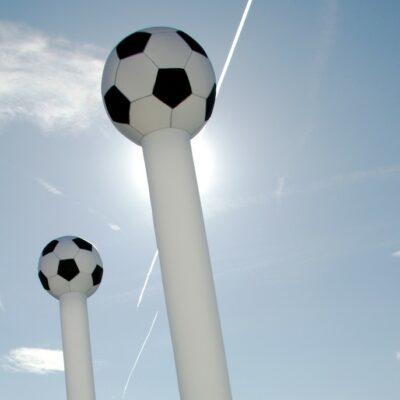 Fussball Skydancer mieten