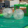 Fußball Zorbing Spielfeld mieten Fussballfeld