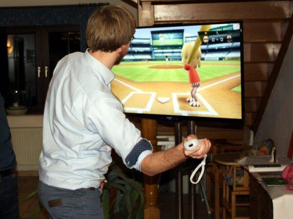 Gaming Staion mit Wii Spielkonsole mieten für ein einzigartiges Spielerlebnis
