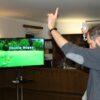 Gaming Staion mit Wii Spielkonsole mieten mit Nintendo Wii Konsole für zwei Spieler sowie sämtliches Zubehör für das aktive Spielvergnügen