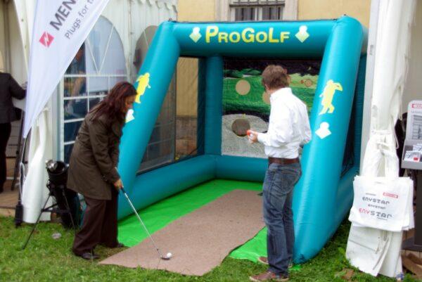 Golfsimulator Pro-Golf-Driving-Range