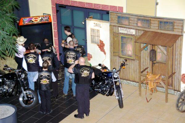 Harley Davidson Simulator