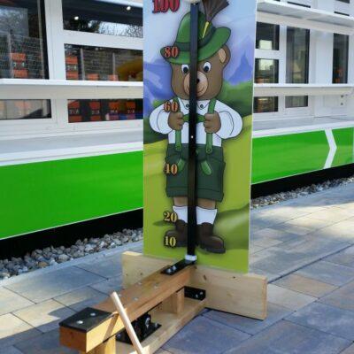 Hau den Lukas KIDS für Kinder - Tiroler Bär