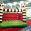 Hüpfburg Stadion mieten Fussballoptik Fussballevents