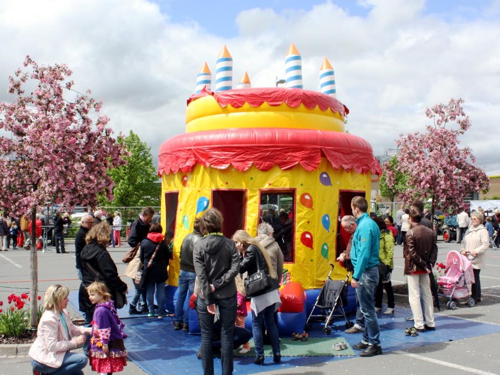 Hüpfburg für Kindergeburtstag mieten
