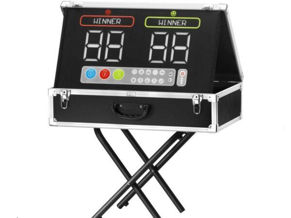 IPS Interaktiver Spieltisch mieten Koffer Anzeigetafel