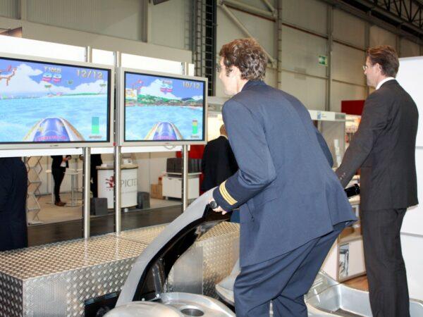 Jetski Simulator Doppelmodul
