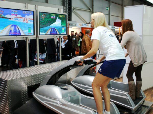 Jetski Simulator Vermietung