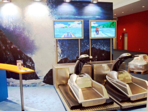 Jetski Simulator buchen