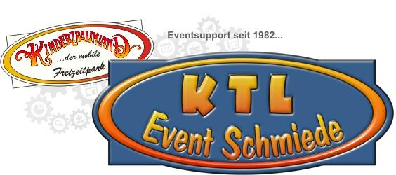 KTL Event Schmiede Logo Eventsupport seit 1982