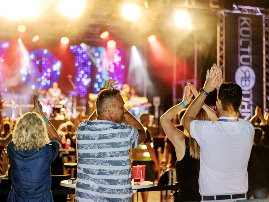 KTL Events Referenzen - Kulturbühne Fulda - Open Air Konzerte Fulda