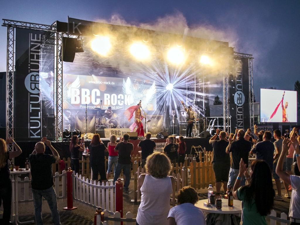 KTL Events Referenzen - Kulturbühne Fulda - coronakonforme Events