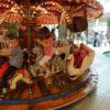 Karussell Menagerie Dampfkarussell 25 Plätze Einkaufszentrum zerlegbar
