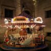 Karussell Menagerie Dampfkarussell 25 Plätze Kinderweihnacht Nürnberg