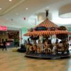 Karussell Menagerie Dampfkarussell 25 Plätze Shopping Mall Türbreite