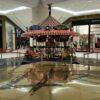 Karussell Menagerie Dampfkarussell Weihnachtsmarktkarussell zerlegbar