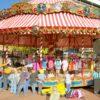 Karussellbühne Bühne für kleine und große Stars