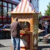 Kassenhaus mieten für Karussell