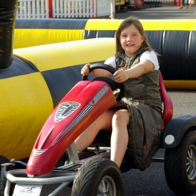Kettcar für Kinder und Erwachsene Kettcarfahrschule